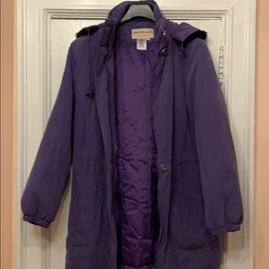Vintage Norm Thompson women's winter coat